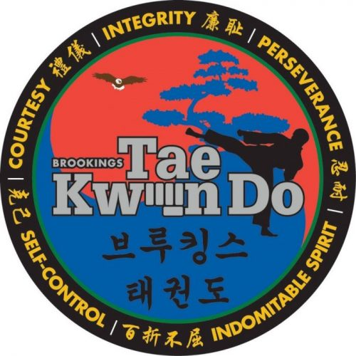 Brookings Tae Kwon Do Patch