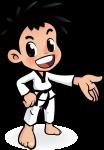 Taekwondo Character